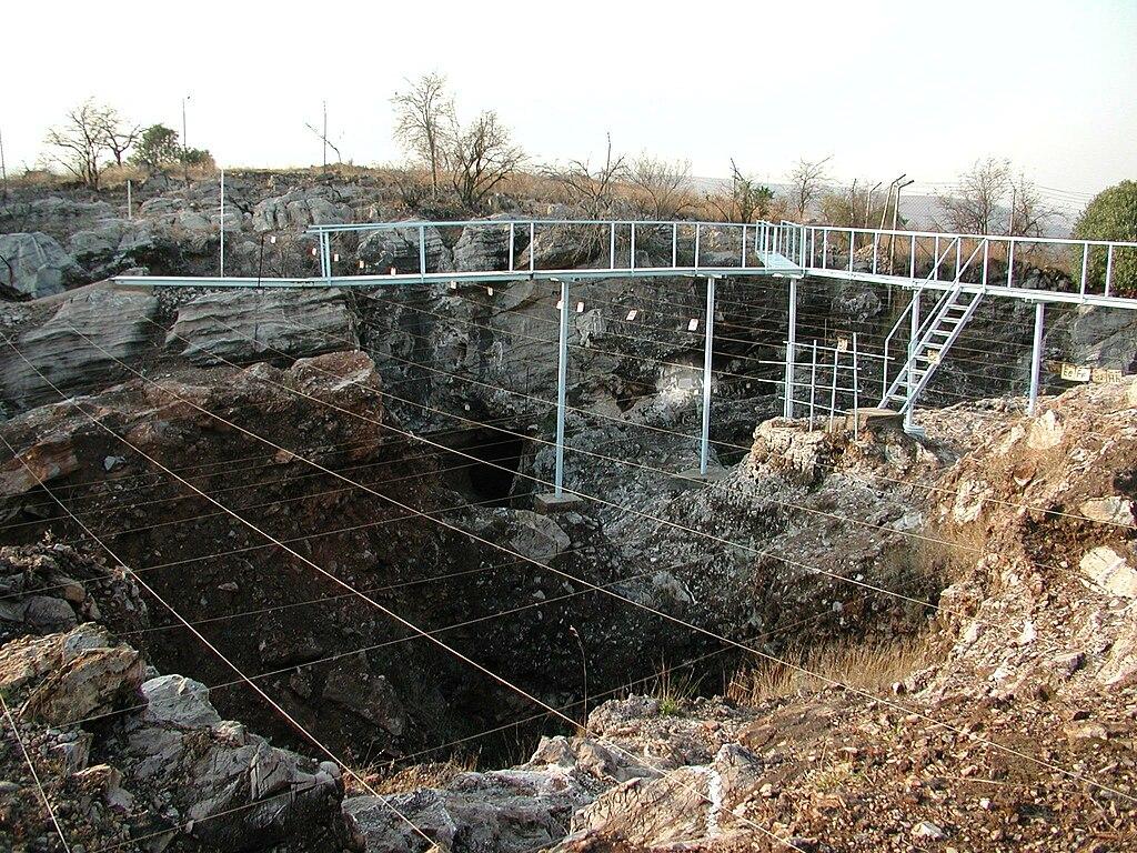 Grottes de Sterkfontein