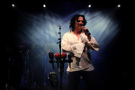 Steve Hogarth - Marillion - Live in Krakow, Poland 2009.