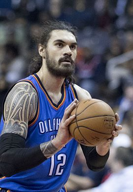 Image illustrative de l'article Steven Adams