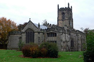 St Helens Church, Ashby-de-la-Zouch Church in North West Leicestershire, UK