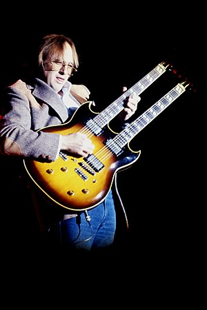 Stephen Stills - Stills performance in Essen, Germany, on June 17, 1983
