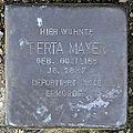 Stolperstein Berta Mayer (Roßbrunnenstraße 15 Butzbach).jpg