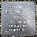 Stolperstein Delmenhorst - Otto Wallach (1890).jpg