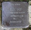 Stolperstein Solinger Str 10 (Moabi) Else Ury.jpg