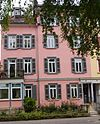 Stolpersteine in der Tübinger Christophstraße 1.JPG