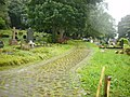 Stoney Royd Cemetery - geograph.org.uk - 1464114.jpg
