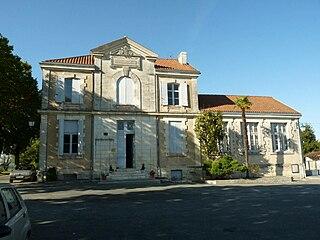 Saint-Paul-Lizonne Commune in Nouvelle-Aquitaine, France