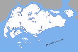 Singapore Strait strait