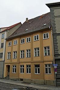 Stralsund, Fährstraße 19 (2012-03-11), by Klugschnacker in Wikipedia.jpg