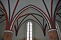 Stralsund, Meeresmuseum in der Katharinenkirche, Gewölbe (2012-04-10) 11, by Klugschnacker in Wikipedia.jpg