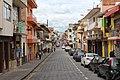 Street in Cuenca, Ecuador.jpg