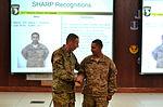 Strike Soldier recognized for SHARP effort 150820-A-PB524-005.jpg