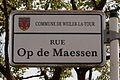 Stroosseschëld «Op de Maessen», Weiler-la-Tour.jpg