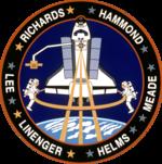 Missionsemblem STS-64