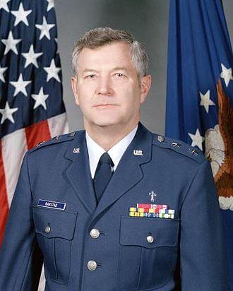 Stuart E. Barstad - Major General Stuart E. Barstad 9th Chief of Chaplains of the United States Air Force