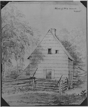 William Sidney Mount - Studio of William S. Mount by Shepard Alonzo Mount
