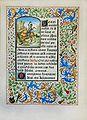 Stundenbuch der Maria von Burgund Wien cod. 1857 Heiliger Georg.jpg
