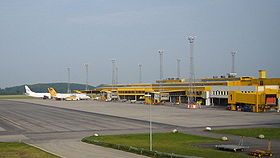 Image illustrative de l'article Aéroport de Malmö