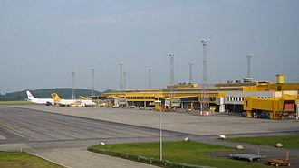 Malmö Airport - Image: Sturup airport