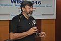 Sudhanshu Sharma Addresses - Opening Session - Workshop for Organising World Robot Olympiad - NCSM - Kolkata 2016-06-13 4492.JPG