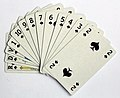 Suit of Spades-Écarté ranking-52-card pack.jpg