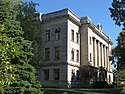 Sullivan County Courthouse in Indiana, southwestern angle.jpg