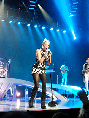 "Rave Un2 the Joy Fantastic - ""So Far, So Pleased"", a duet with Gwen Stefani, was originally planned to be issued as a single, but the release never occurred."