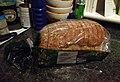 Sunflower & Pumpkin Farmhouse Loaf of Bread.jpg