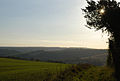 Sunset from Ranston Hill - geograph.org.uk - 589651.jpg