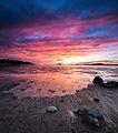 Sunset in Iceland - panoramio.jpg