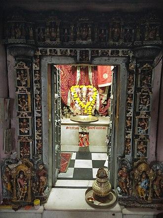 Suswani Mataji - Suswani Mataji Idol at Morkhana.