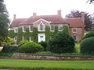 Grade II* listed buildings in City of Winchester - Image: Sutton Manor (geograph 2554303)