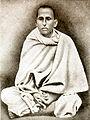 Swami Shubhananda, direct monastic disciple of Swami Vivekananda.jpg