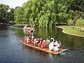 Swan Boats at the Public Garden in Boston, Massachusetts, USA.jpg