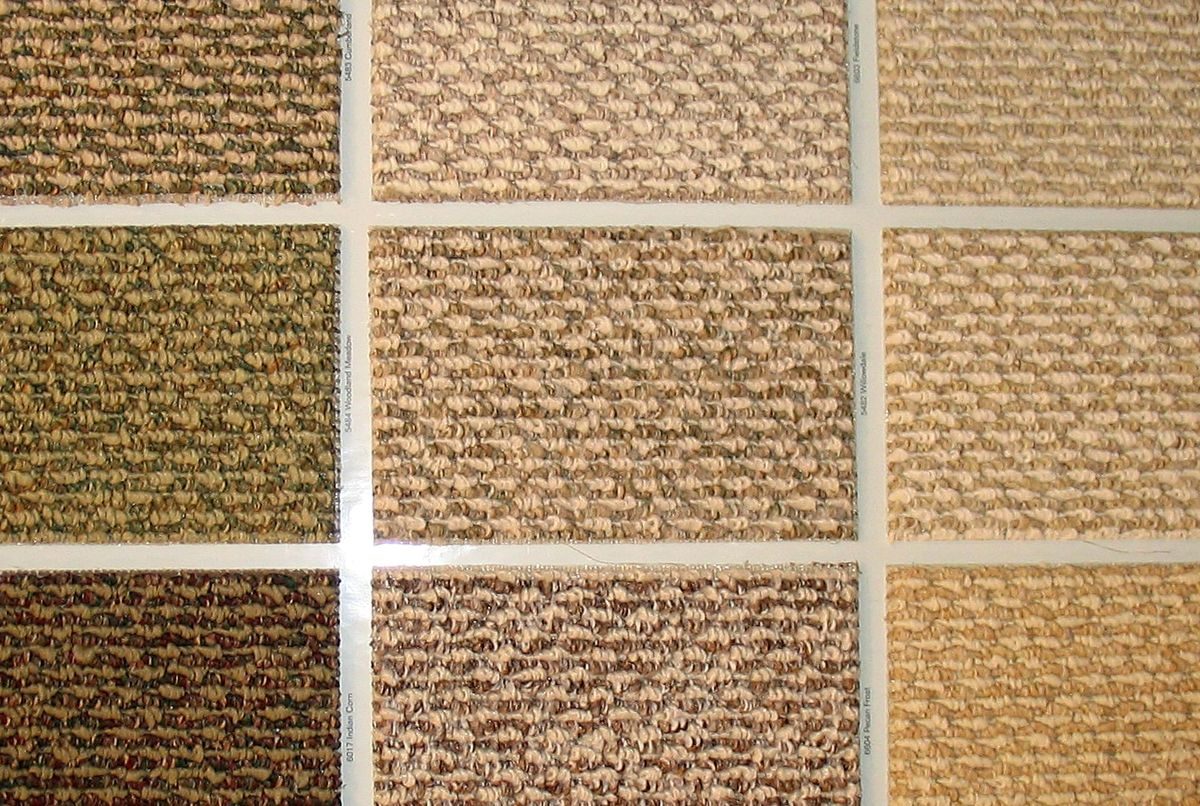 Berber carpet wikipedia for Different types of carpets with pictures