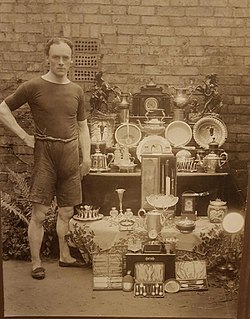 Sydney Beaumont English footballer and manager (1884-1939)