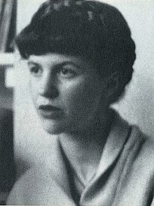 Plath looking sideways