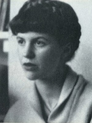 Sylvia Plath - Plath photographed in 3 Chalcot Square, London, in July 1961