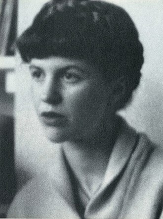 Sylvia Plath - Plath photographed in July 1961 at her Chalcot Square flat in London