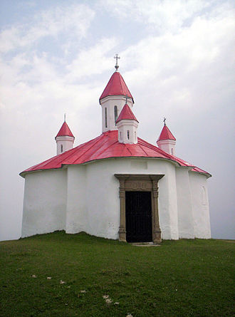 History of the Székely people - King St. Stephen Chapel in Kézdiszentlélek (now Sânzieni in Romania)