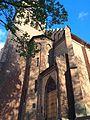 Tønsberg domkirke Norway fasade side 2015-09-25.jpg
