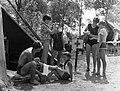 Tőserdő, Várkonyi György úttörőtábor. Fortepan 25458.jpg