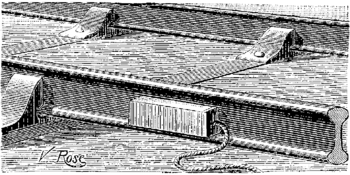 T6- d130 - Fig. 109. — Destruction des rails d'une voie ferrée.png