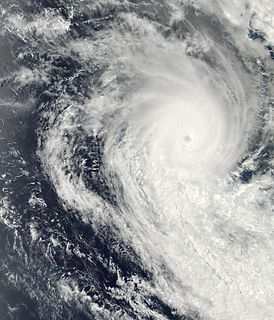 Cyclone Beni Category 5 South Pacific and Australian region cyclone in 2003