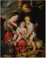 THE VIRGIN AND CHRIST CHILD, WITH SAINTS ELIZABETH AND JOHN THE BAPTIST.PNG
