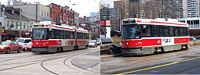 TTC ALRV and CLRV streetcars 4239 and 4028.jpg