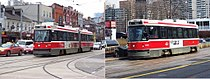 TTC ALRV and CLRV streetcars 4239 and 4028.jpg