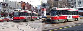 Image illustrative de l'article Tramway de Toronto