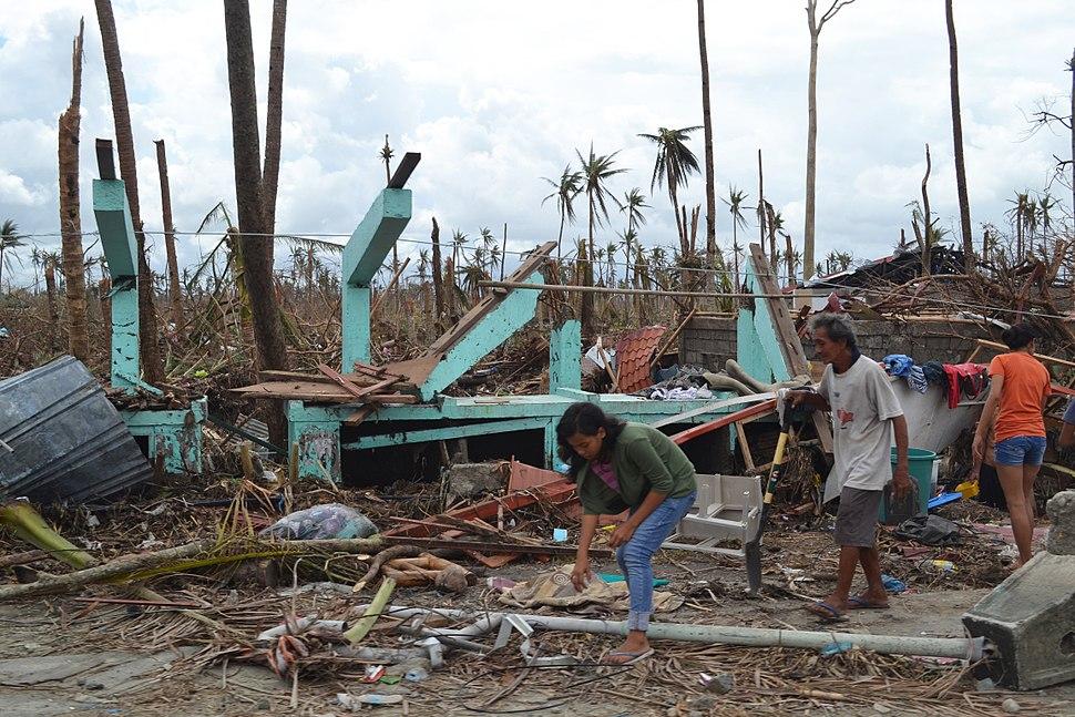 Tacloban Typhoon Haiyan 2013-11-13