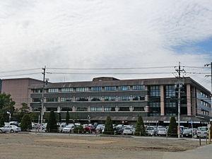 Takayama Municipal Cultural Hall,Gifu 1.jpg